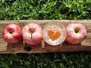 Meie armastame õunamahla!